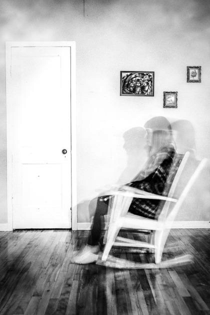 «Fixer le vide», photographie, ©Caroline Perron, 2015, sur http://carolineperron.tumblr.com/post/105228665594/652-fixer-le-vide